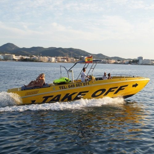 Speed Boat - Ibiza