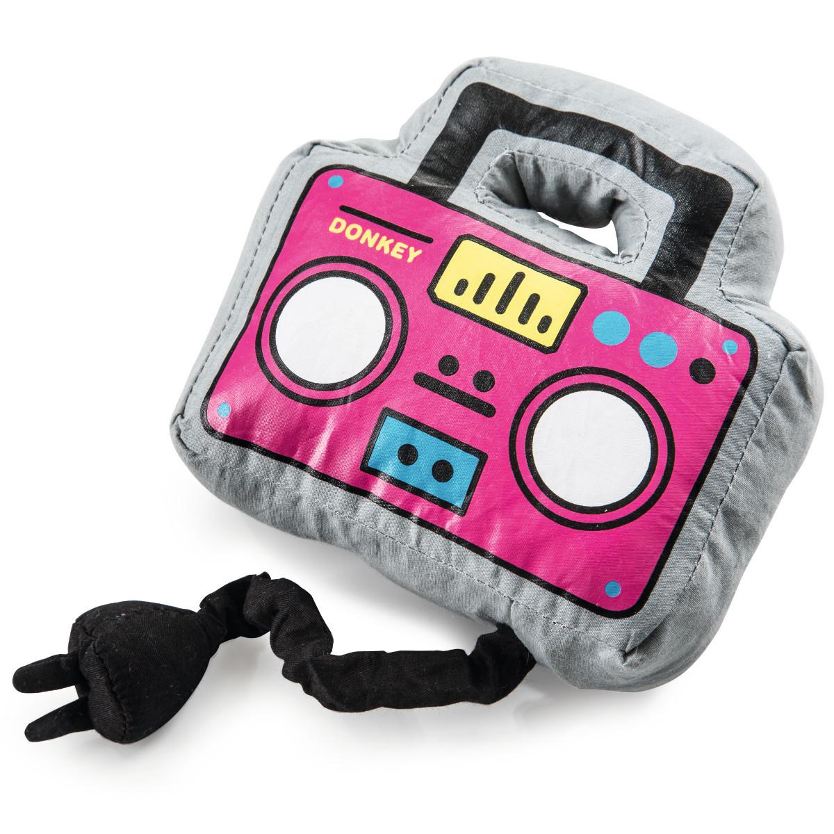Spieluhr im Technik-Look