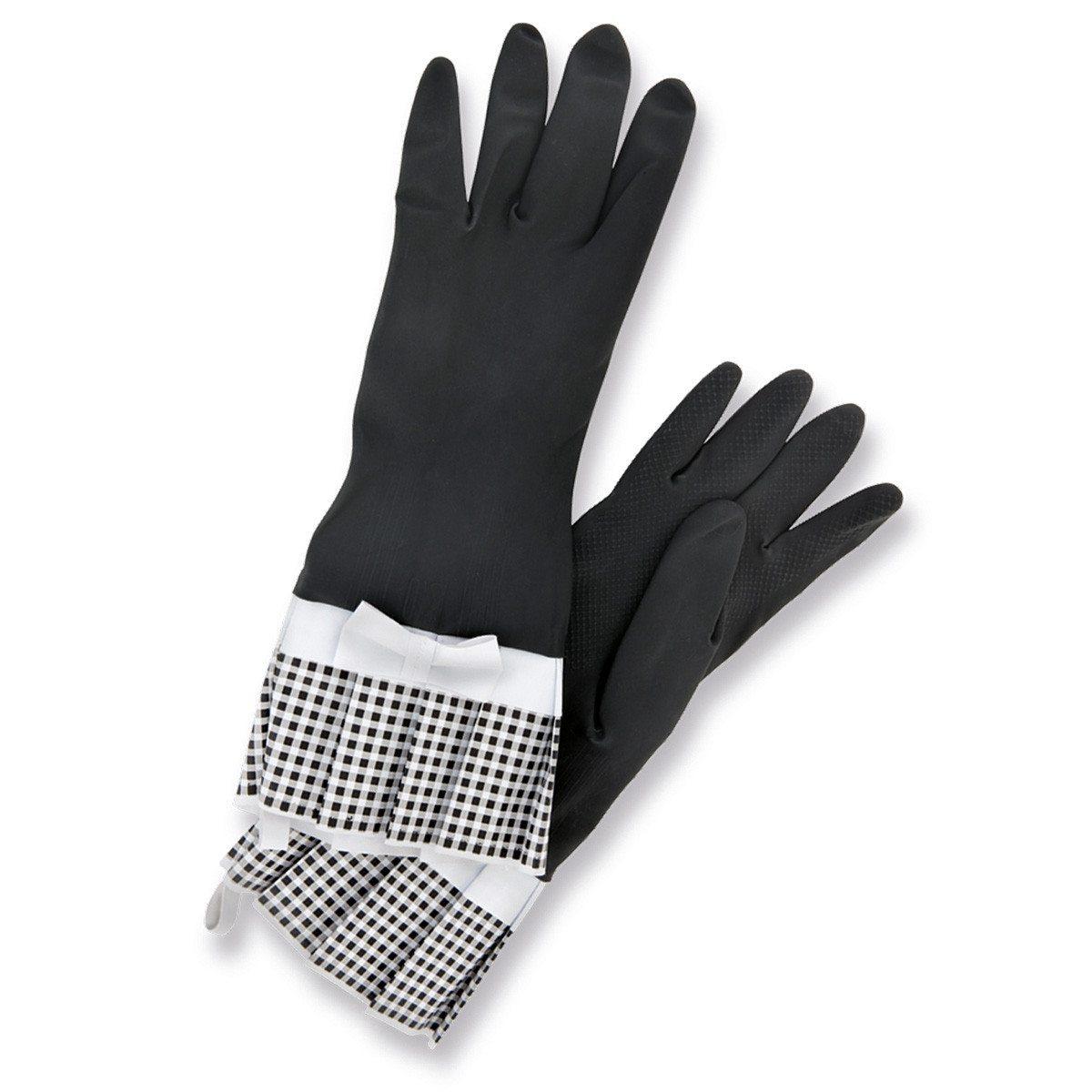 Spül-Handschuhe im 50er Stil