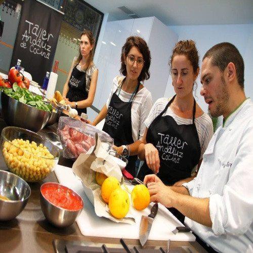 Taller de Cocina Tradicional - Sevilla