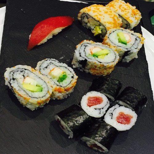 Taller de Sushi - Sevilla