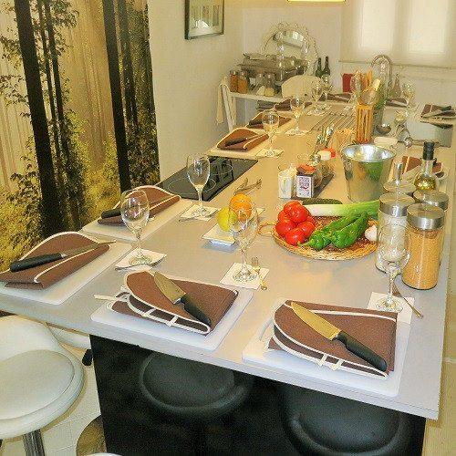 Taller y degustación de Cocina Catalana - Barcelona