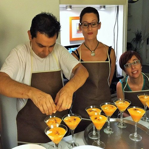 Taller y degustación de Cocina Fusión - Barcelona