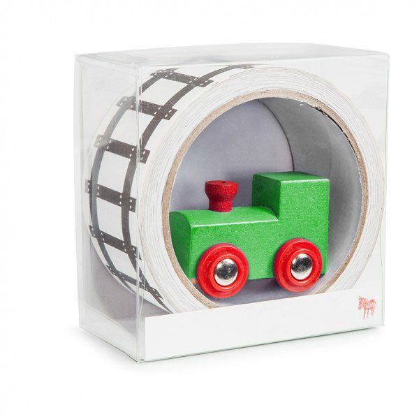 Tape Gallery - My first train