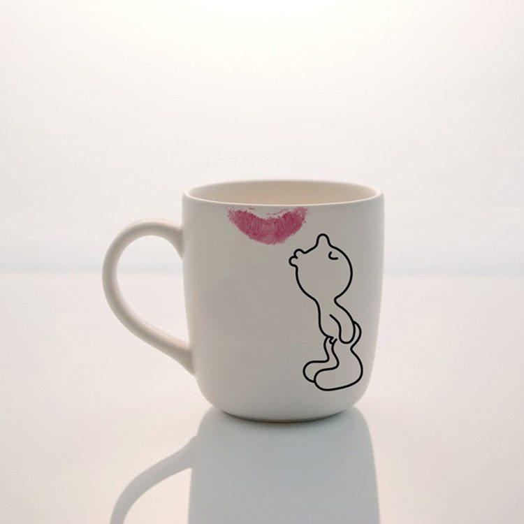 Tasse Mr. P Kiss Morgensonne