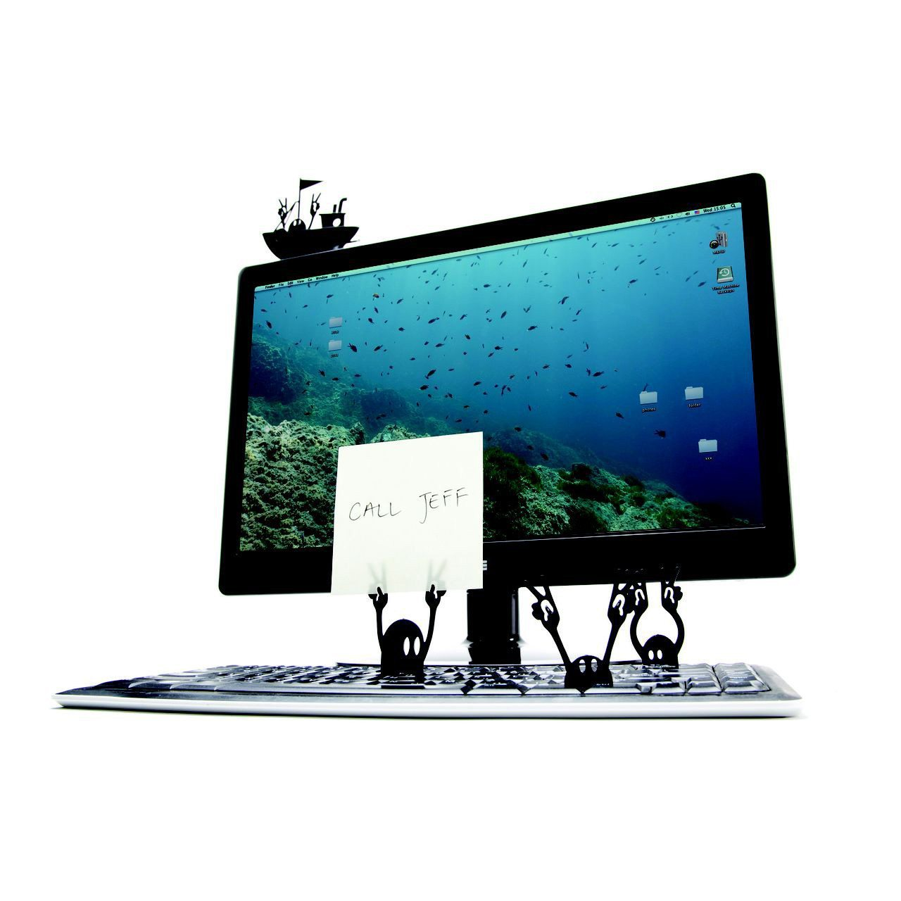 Tastatur Piraten