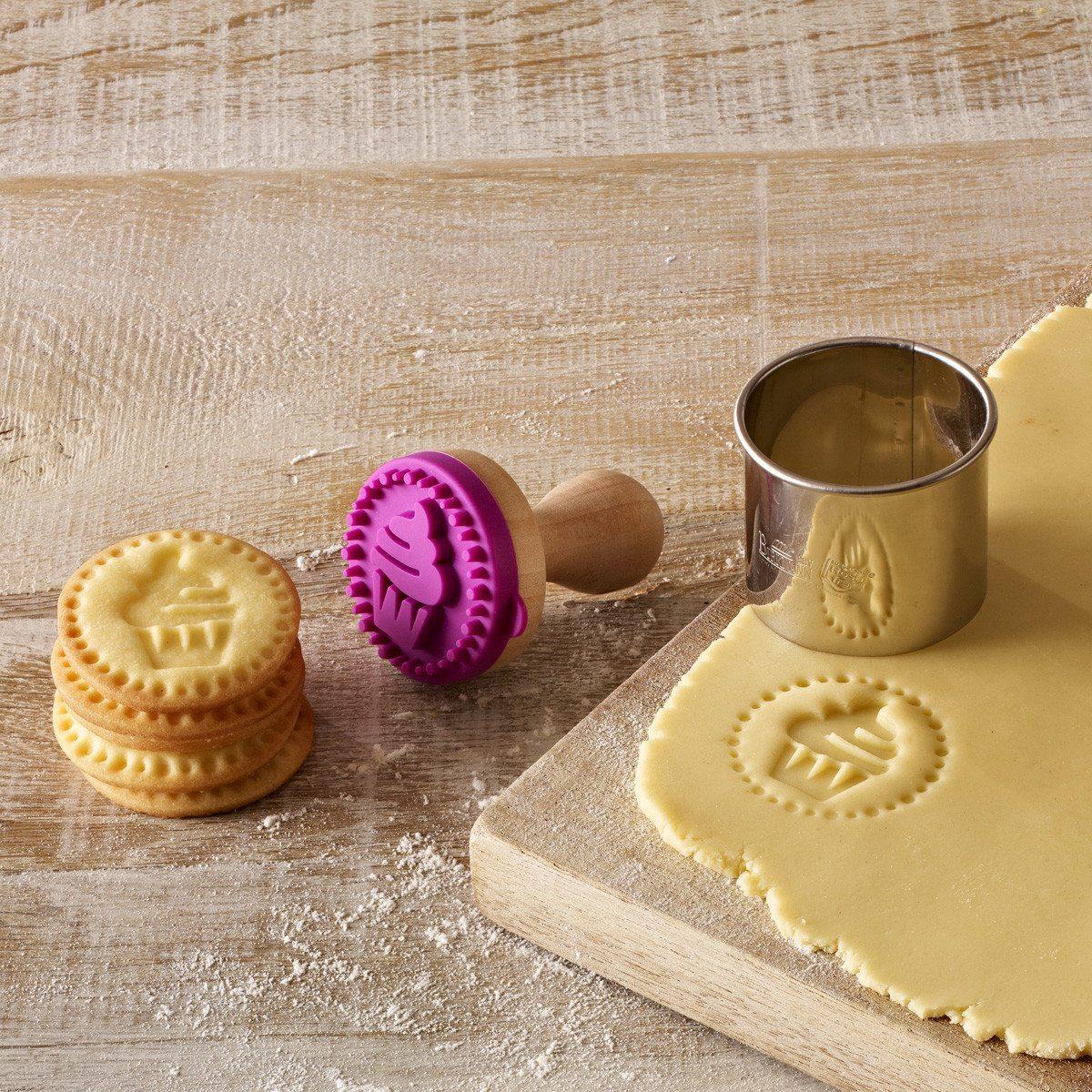 Tea Time - Mini-Keksstempel