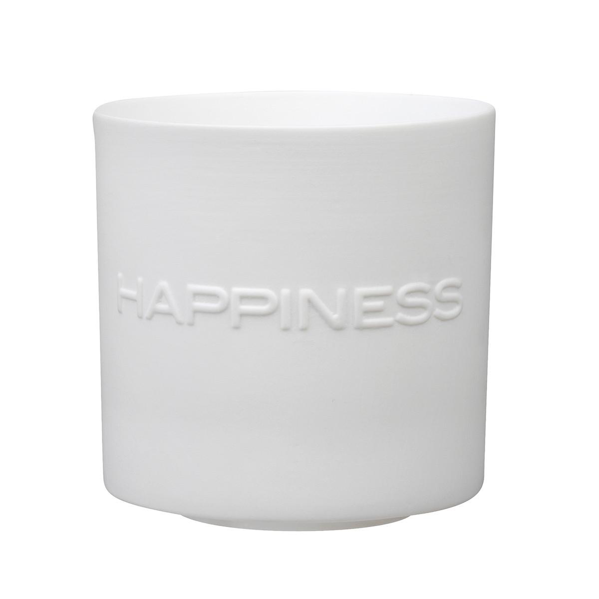 """Teelicht-Set """"Love, Peace & Happiness"""""""