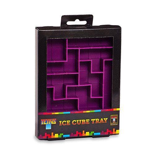 Tetris™-Eiswürfelform