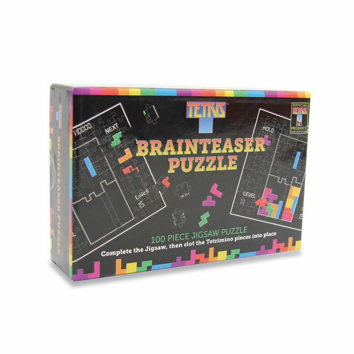 Tetris™-Puzzle - Denksport hoch 2