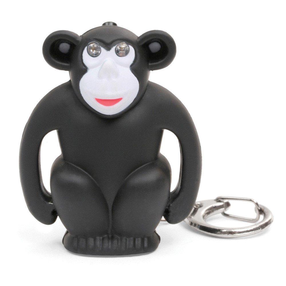 Tierische LED Schlüsselanhänger Affe