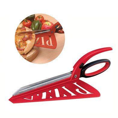 Tijeras para pizza indispensables en tu cocina