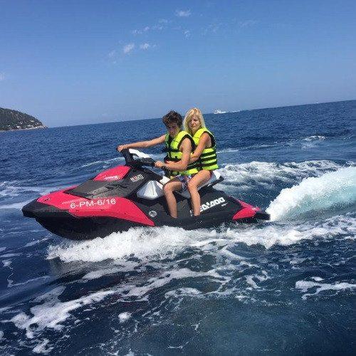 Tour Jet Ski a Cala Mesquida - Mallorca