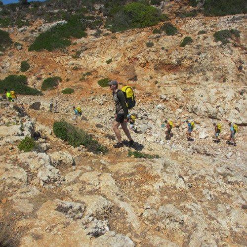 Trekking en el Torrent de Pareis - Mallorca