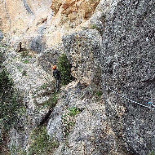 Trekking multiaventura  - Cuenca