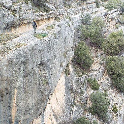 Trekking, rappel y vías ferratas - Cuenca