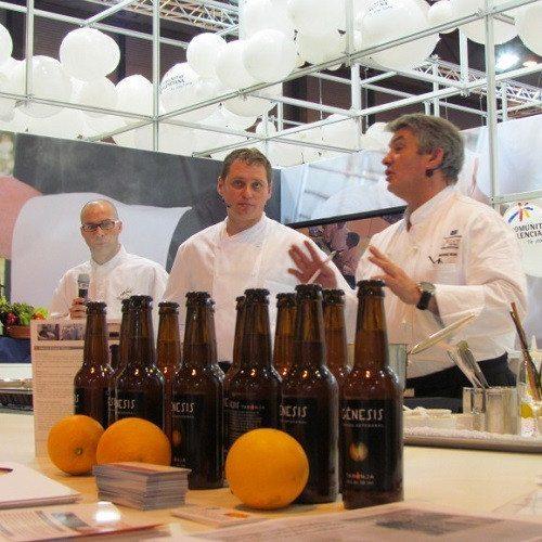Visita a Fábrica de Cerveza con Almuerzo y Cata - Valencia