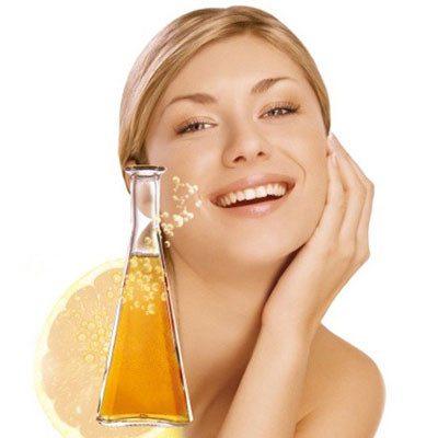 Vitamina C para tu rostro - Almería
