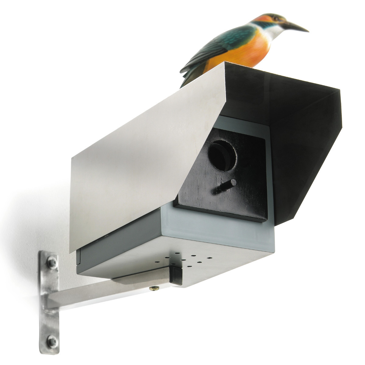 """Vogelhaus """"Überwachungskamera"""""""