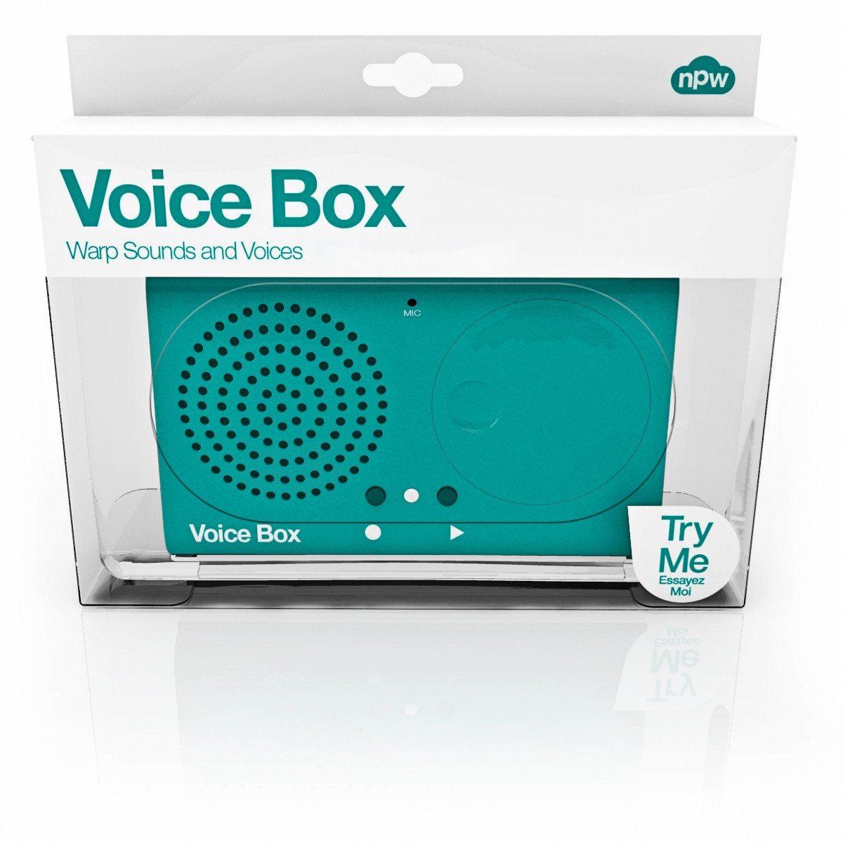 """Voice Box"" Audiorecorder"