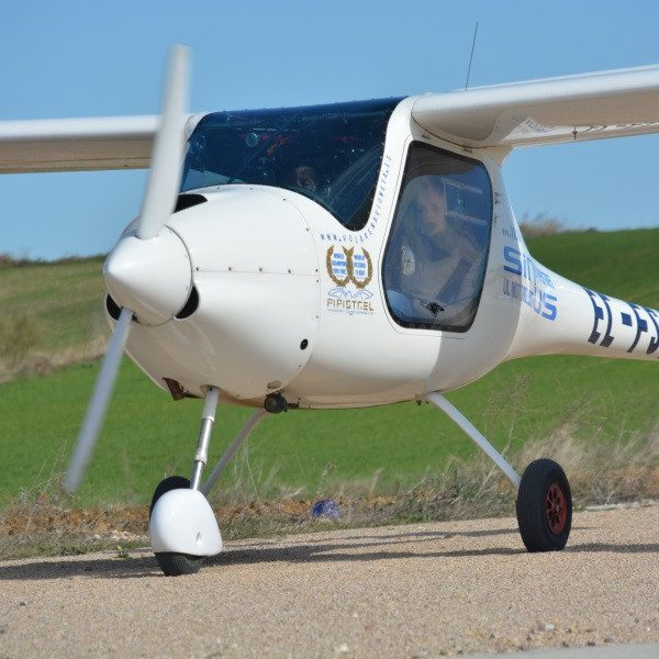 Volar en avioneta - Toledo