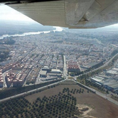 Vuelo de Iniciación en avioneta - Sevilla