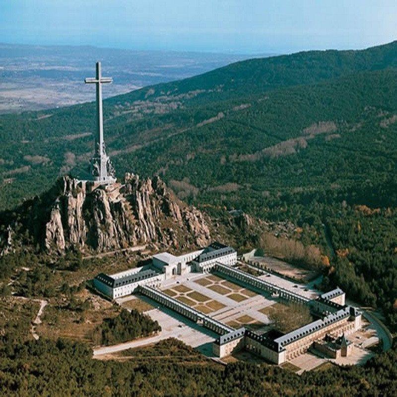 Vuelo en avioneta sobre el Escorial y la Sierra de Guadarrama