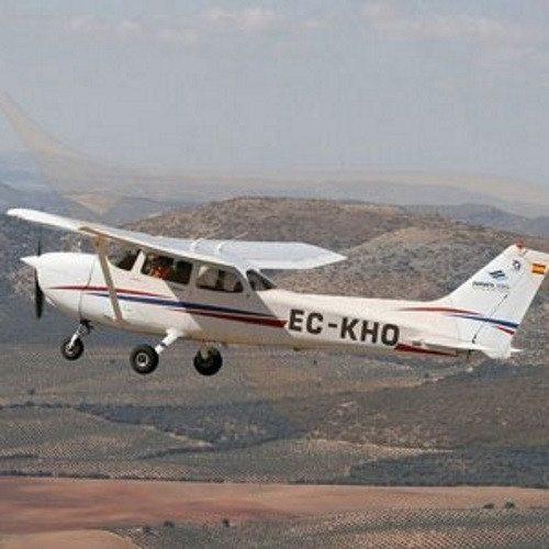 Vuelo en Avioneta sobre los Desiertos de Guadix- Granada