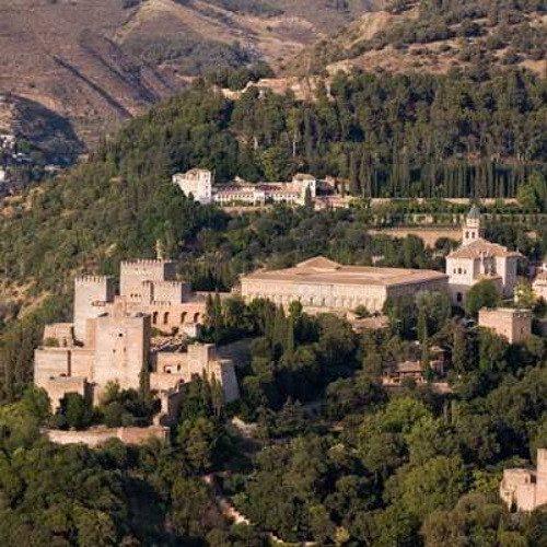 Vuelo en Avioneta sobre Sierra Nevada y la Alpujarra - Granada