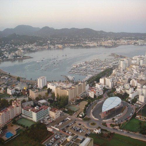 Vuelo en globo especial puesta de sol para 2 - Ibiza