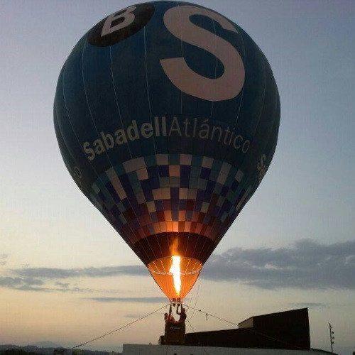 Vuelo en globo para parejas - Barcelona
