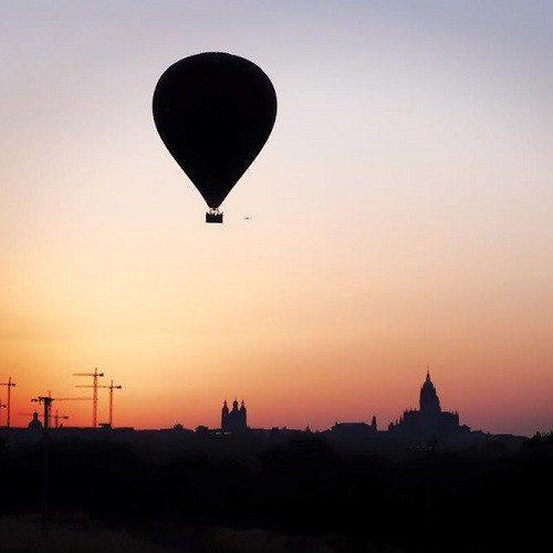 Vuelo en globo por Mérida con almuerzo y cava - Badajoz