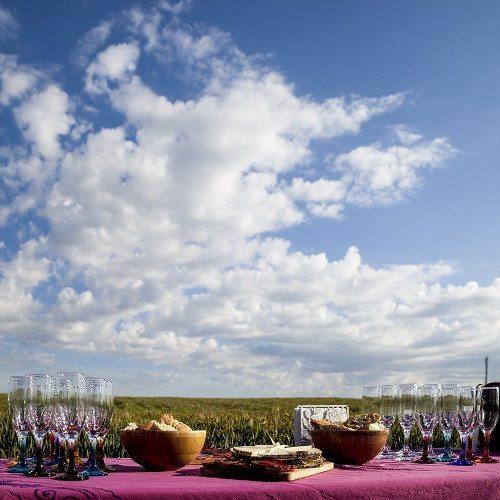 Vuelo en globo por Sigüenza con almuerzo y cava - Guadalajara