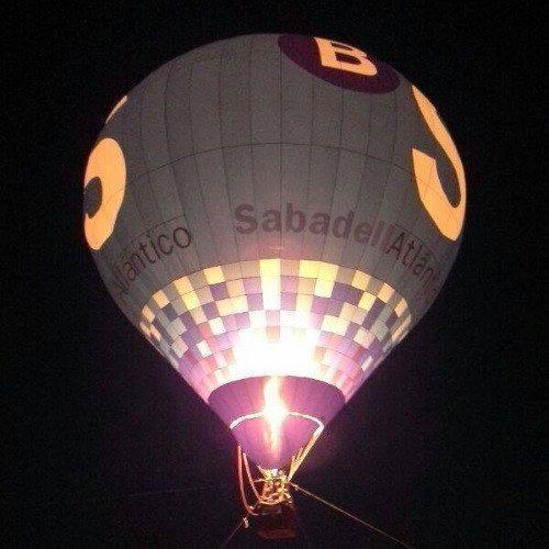 Vuelo en globo sobre Osana - Barcelona