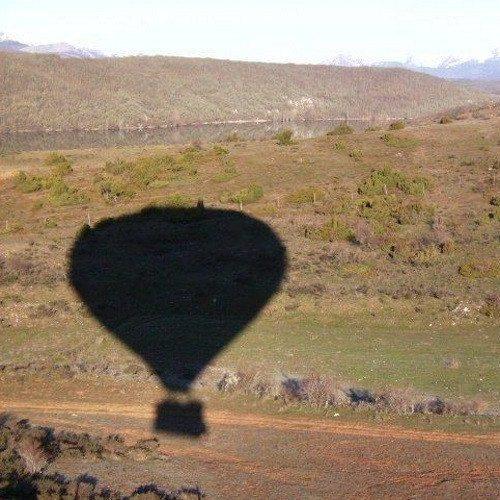 Vuelo en globo sobre Palencia
