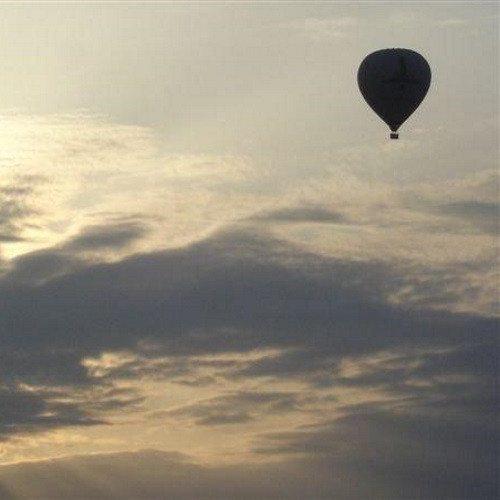 Vuelo en globo sobre Zamora
