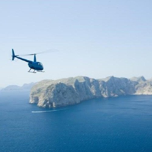 Vuelo en helicóptero por la isla - Mallorca