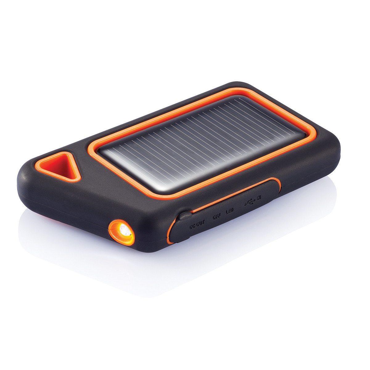 Wasserfestes Solar-Ladegerät