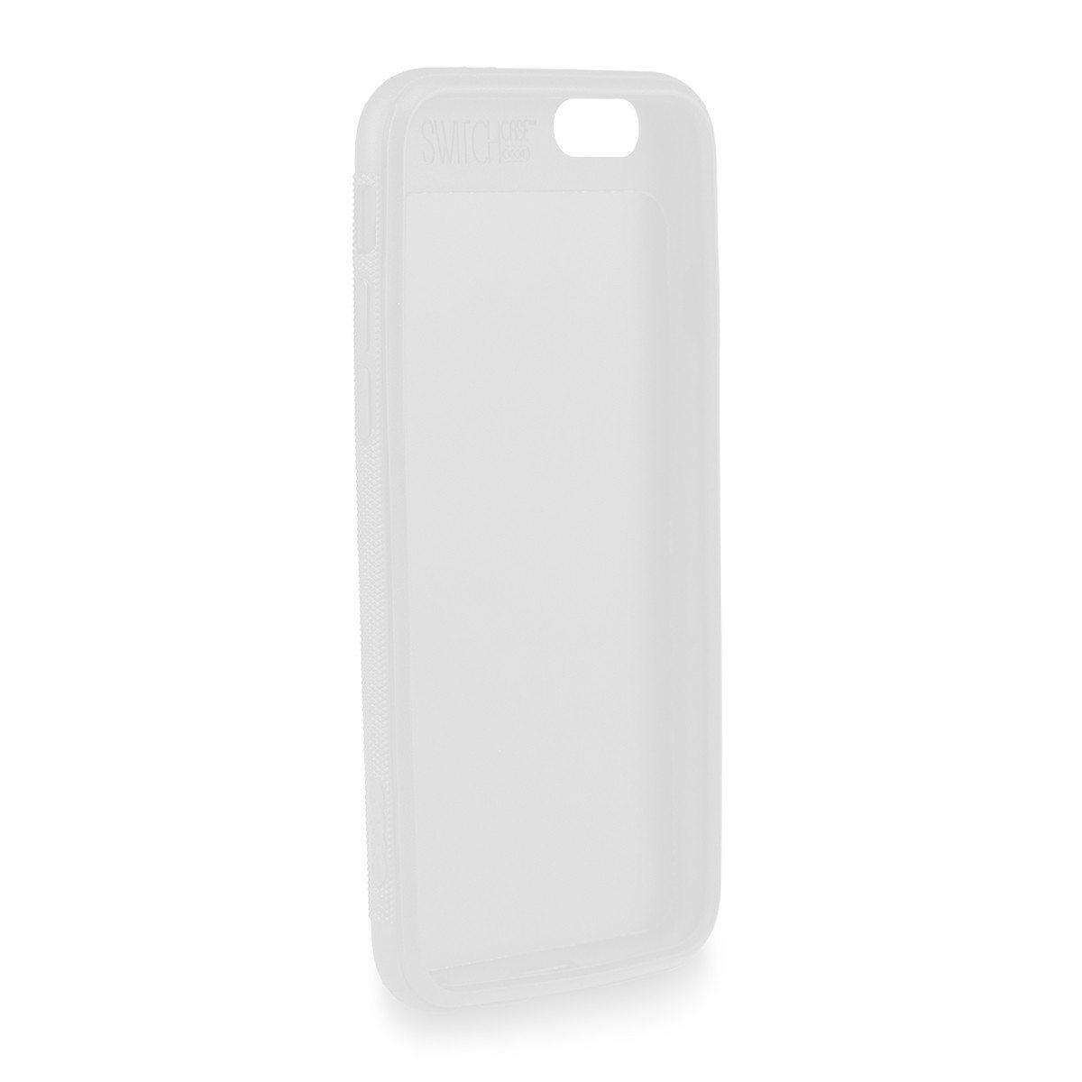 Weißes iPhone-6-Cover bedrucken