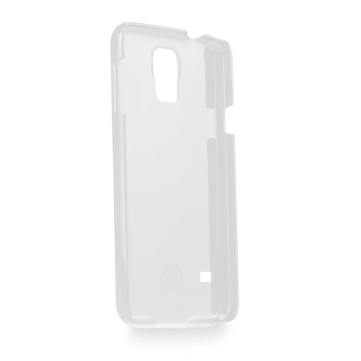 """Weißes """"Samsung Galaxy S5""""-Cover bedrucken"""