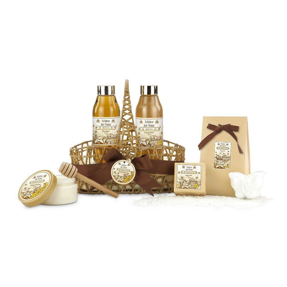 Wellnessset Honigtraum