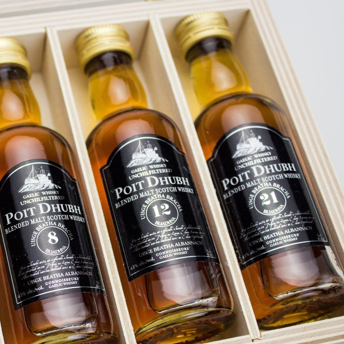 Whisky-Kollektion für Genießer