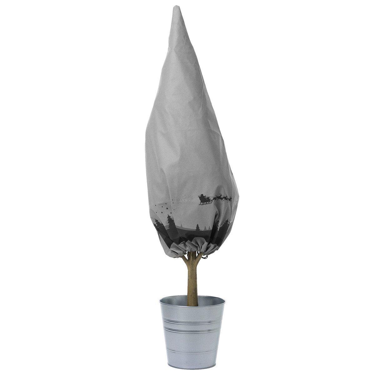 Winterschutzhauben für Pflanzen