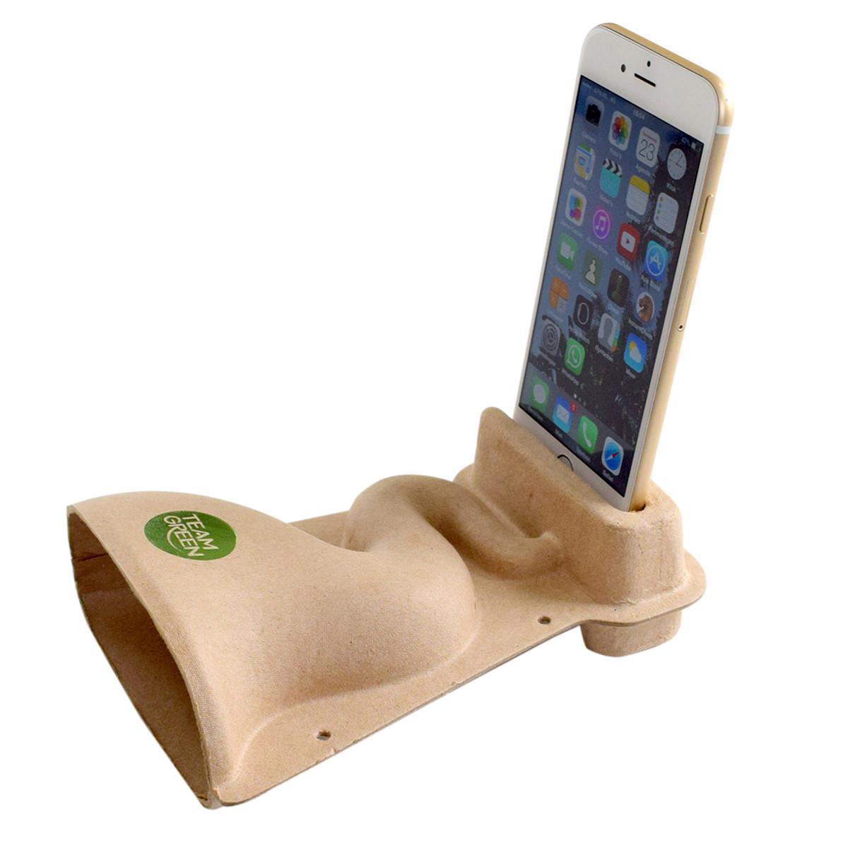 "Witziger Handy-Lautsprecher ""Horn"""