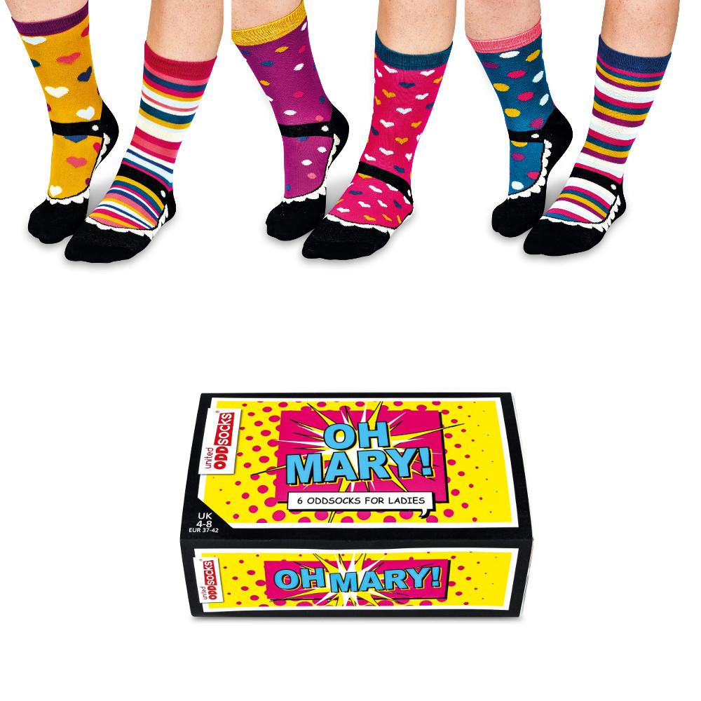 """Witziges Sockenset """"Ballerinas"""""""