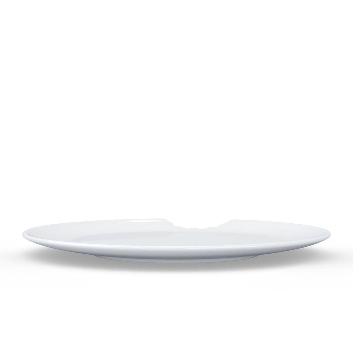 Zum Anbeißen: Teller mit Biss (2er-Set) - klein