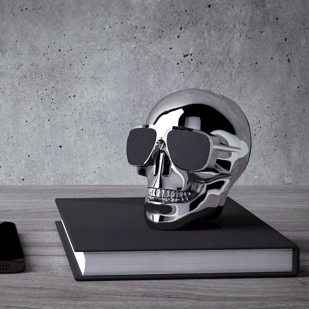 AeroSkull Nano® - Totenkopf-Lautsprecher