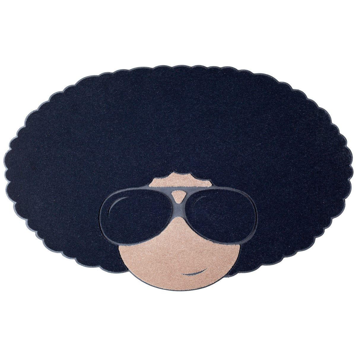 Afro-felpudo