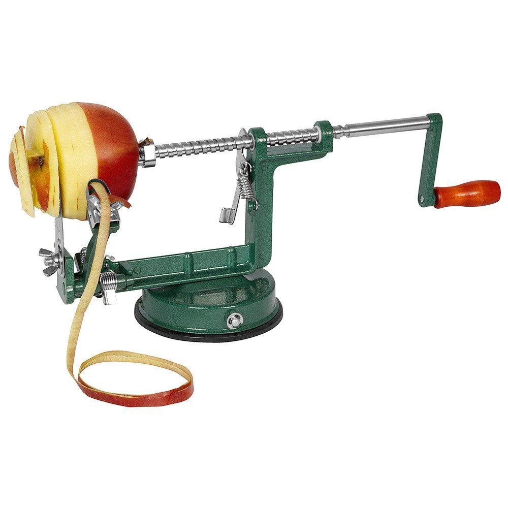 Máquina pela-manzanas