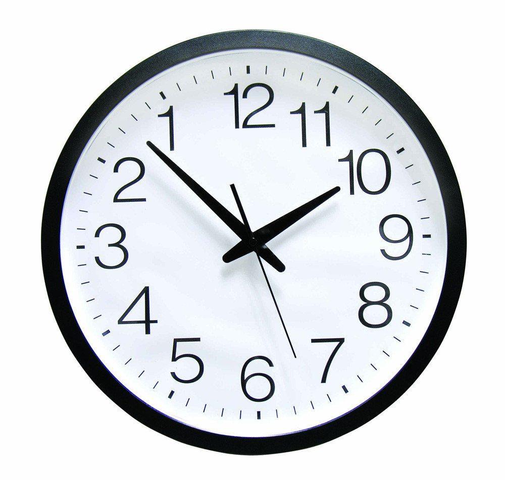 El reloj que va al revés - ¿qué hora es?